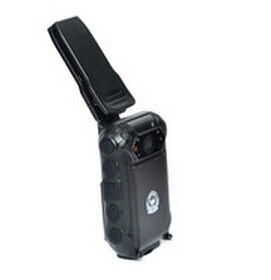 Small Portable GPS GPRS Police DVR Camera with Standard H. 264 Zp610 pictures & photos