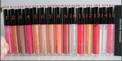 15 Colors Liquid Lip Stick New Style Colors Lip Cream Colourful Lipgloss pictures & photos