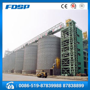 Small Grain Storage Silo Used for Chicken Poultry Farm pictures & photos