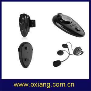 Certification and Composite Material Bluetooth Headset for Racing Helmet pictures & photos