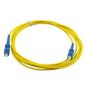 SC-SC 1F SM Fiber Patch Cord