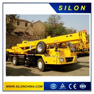 Hot Sale for Xcmj 12 Ton Truck Cranes Qy12b. 5 pictures & photos
