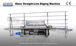 Ske-9sp Glass Straight-Line Edging Machine pictures & photos