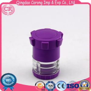 High Quality Medical Multifunction Plastic Pill Crusher pictures & photos