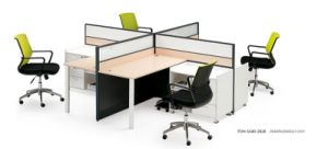 Cubicle Office Partitions Office Call Center Workstation Design pictures & photos