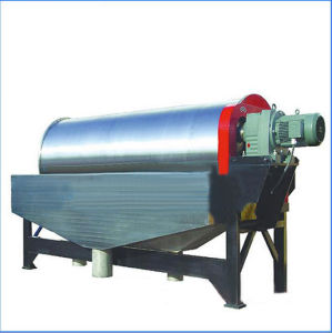 Large Cylinder High Efficiency Wet Magnetic Separator From China pictures & photos