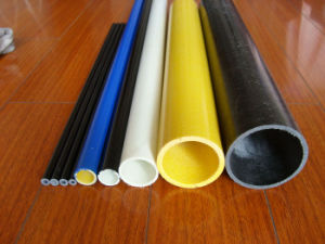 FRP Fiberglass Pultrusion Pipes Price Competitive with ISO9001 Wras Certificated pictures & photos