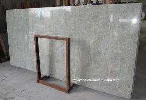 Seawave Green Granite Slab for Kitchen Countertop pictures & photos