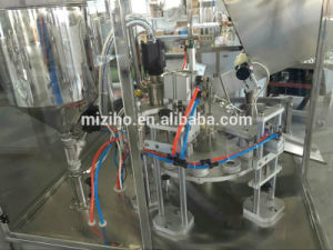 Mzh-F Full-Automatic Industrial Chiller Plastic Tube Filling & Sealing Machine pictures & photos