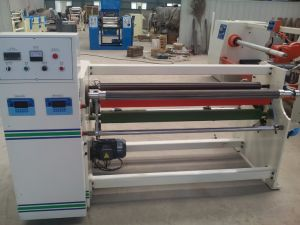 Gl-806 New Design Adhesive BOPP Tape Rewinding Machine pictures & photos