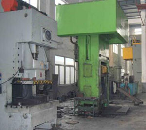 OEM ISO9001 Factory Custom Aluminum Hand Forging Process pictures & photos