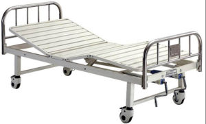 Hospital Furniture Movable Full-Fowler Stainless Steel Head Boards Hospital Bed pictures & photos
