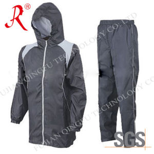 New Waterproof and Breathable Rain Suit (QF-705) pictures & photos