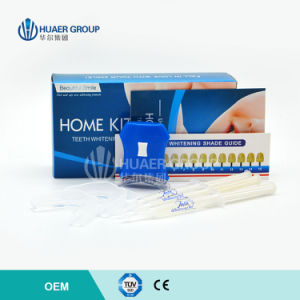 44% Peroxide Home Teeth Whitening Kit with LED Whitening Light pictures & photos
