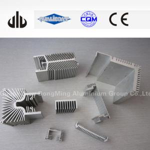 Aluminium 6065 Alloy Extrusion CNC Fabricated Precision Aluminium Products