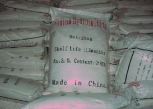 Sodium Hydrosulfite / Food Bleach/Dithionite pictures & photos