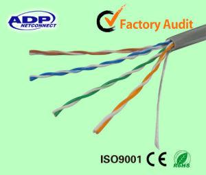 UTP Manufacturer Cat5e LAN Cable (CE, RoHS) pictures & photos