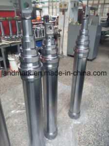 High Load Capacity Multi Stage Long Stroke Hydraulic Cylinder pictures & photos