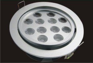 High Power LED Ceiling Decorative Light (12*1.2W) pictures & photos
