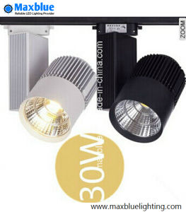 30W High CRI Commercial Industry Track Lighting for Shops pictures & photos