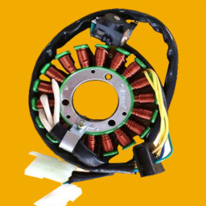 Gn125 H Motorbike Stator, Motorcycle Stator for Colombia pictures & photos