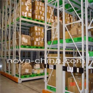 High Quality Heavy Duty Movable Pallet Racking From Nova pictures & photos