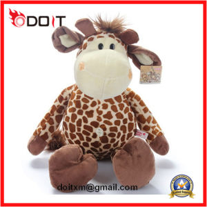Stuffed Giraffe Toy Sitting Giraffe Stuffed Animal pictures & photos
