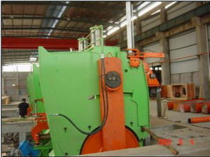 Tyre Vulcanizing Equipment/Hydraulic Press Machine/Rubber Machinery pictures & photos
