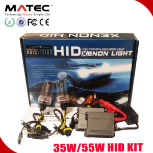 12V/24V Replacement Light Lamp Ballast HID Xenon Kit 35W/55W/75W/100W for Auto pictures & photos