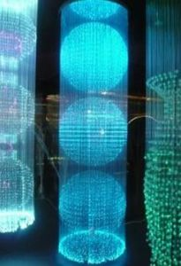 Fiber Optic Chandelier Om061 pictures & photos
