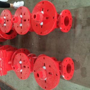 UL 300psi-Nrs Ype Flanged End Gate Valve pictures & photos