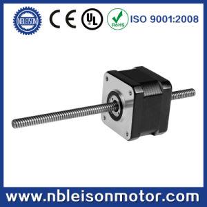 Threaded Rod Non-Captive NEMA 17 Stepper Motor for 3D Printer pictures & photos