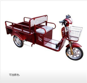 New 3 Wheel Motorcycle Tricycle with Roof for Passenger pictures & photos