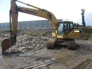 Used PC200-7 Exavator, Used Excavator PC200-7, Used Excavator