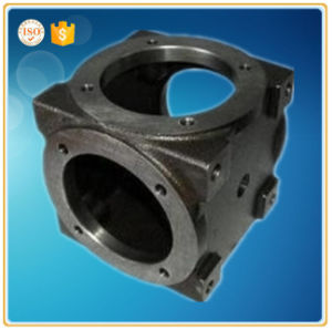 CNC Machining Ductile Iron Casting Part for Machinery