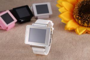 1.8 Inch Touch Screen Watch Mobile Phone 2.0MP Camera pictures & photos