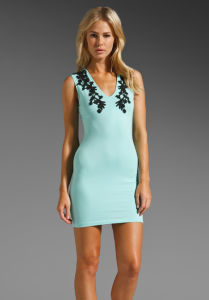 Women Fashion Dress /Clothing (WD000145) pictures & photos