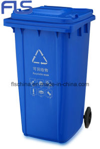 High-Quality 240L Outdoor Plastic Wheelie Bin in Hot Sale! ! ! pictures & photos