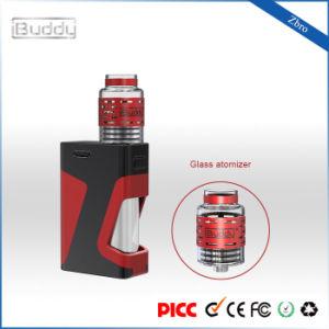 Ibuddy Zbro 1300mAh 7.0ml Oil Bottle Rda Atomizer Electronic Cigarette Vape 2017 pictures & photos