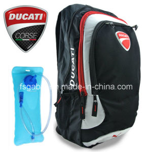 Ducati Motorsports Racing Hydration Backpack with 2L Water Bladder pictures & photos