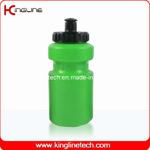 Plastic Sport Water Bottle, Plastic Sport Bottle, 300ml Plastic Drink Bottle (KL-6304) pictures & photos