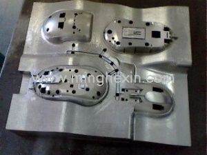 Plastic Mouse Housing Mould with ISO SGS pictures & photos
