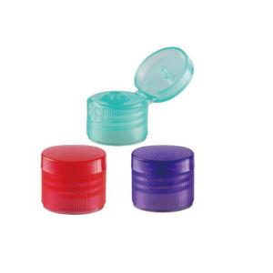Plastic Shampoo Flip Top Cap (NCP36) pictures & photos