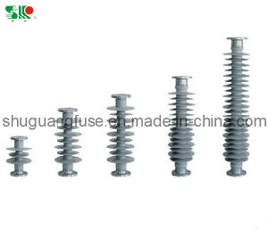 Polymer Rubber Vertical Line Post Insulator pictures & photos