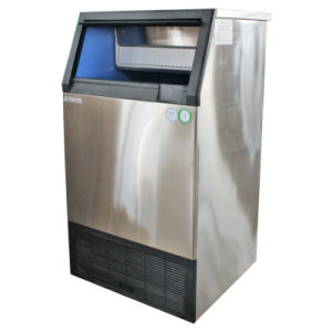 150kgs Commercial Cube Ice Machine for Restaurant Use pictures & photos