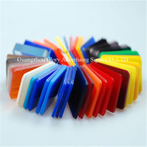 100% Virgin Material Mitsubishi Plastic Extruded Acrylic Sheet pictures & photos