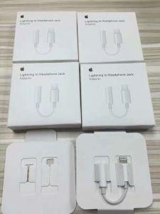 Original 3.5mm Audio Earphone Adapter for iPhone7/7plus pictures & photos