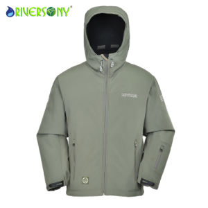 Men′s Softshell Outdoor Jacket, Military Jacket pictures & photos