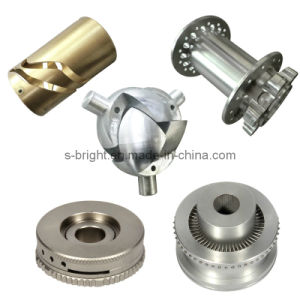 OEM Aluminum Parts Aerospace Machinery Part, Precision Turning Part, High Quality Aluminum Part pictures & photos