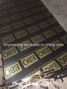 Poplar Film Faced Plywood WBP Construction Material pictures & photos
